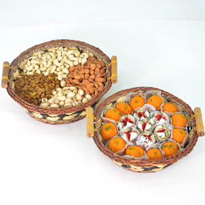 Sweets and Dry Fruits