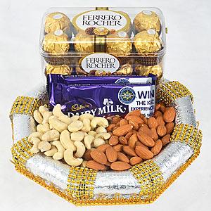 Chocolates & DryFruits