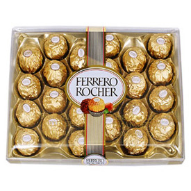 Fererro Rocher 24 Pcs
