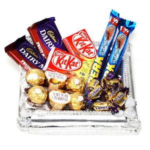 Chocolates Tray
