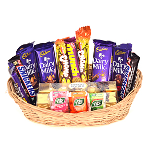 Chocolaty Treat Hamper