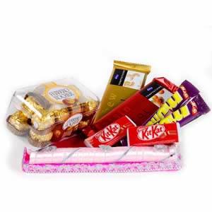 Delight of Chocolates