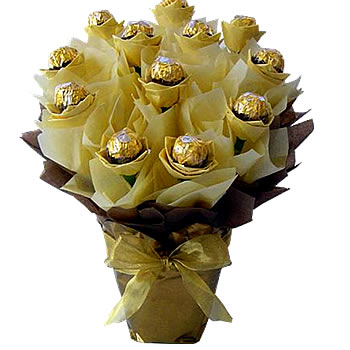 16 Rocher Bunch