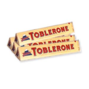 Toblerone - 4 Pcs