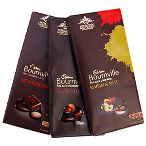 Treat with Bournville big