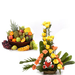 Fruits & Roses
