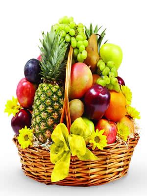 Long Fruits Basket