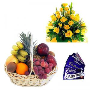Fruits & Flowers n Chocolates