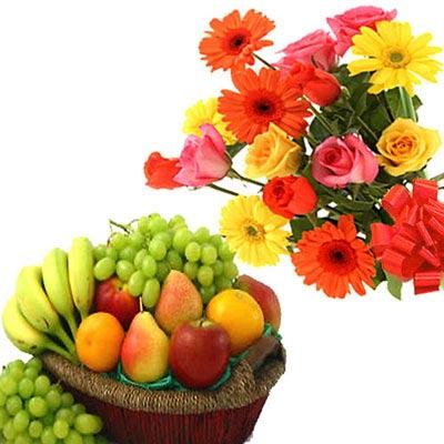 Fruit Basket 6
