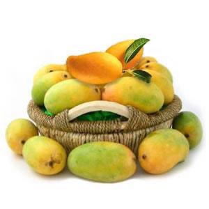 Mango Basket - 3 kg in wight