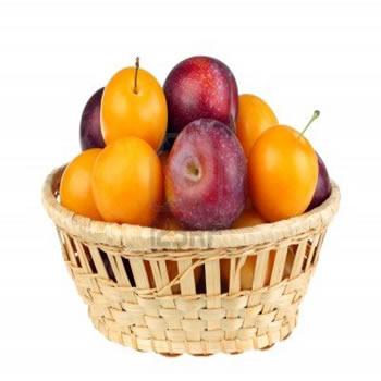 Apple & Orange Basket