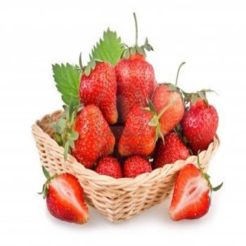 Strawberry Basket 1/2 kg