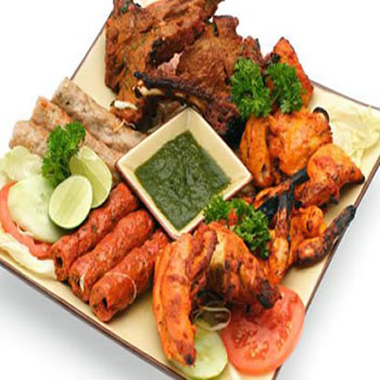 Arsalan Special Assorted Kabab