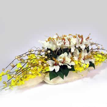 Artificial Lili & Orchids