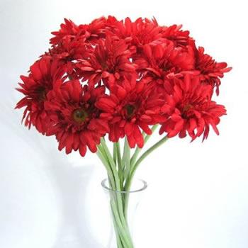 Artificial Red Gerbera