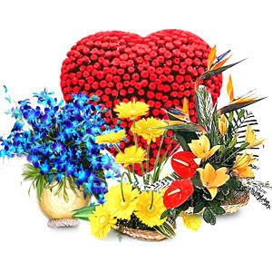 Special Flowers Hamper
