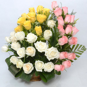 Varied Flowers Arrangement