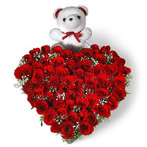 Heart & Teddy