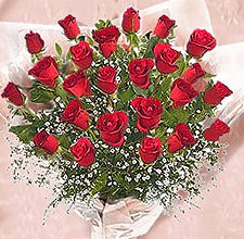30 Roses Bunch