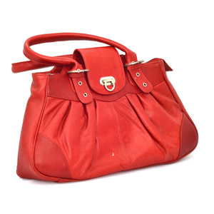 Beautiful Maroon Handbag for Ladies