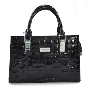 Elegant Black Foam Bag