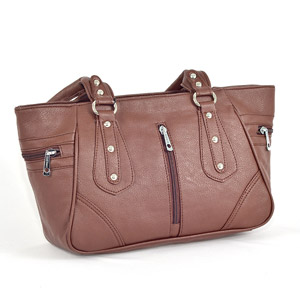 Brown Chic Handbag