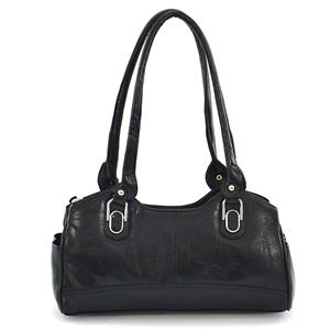 Elegant Black Shoulder Bag