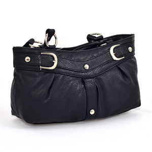 Attractive Black Ladies Handbag