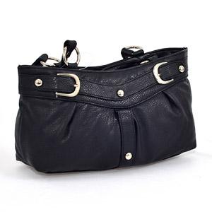 Attractive Black Ladies Handbag