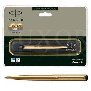 Parker Vector Gold Ball Pen