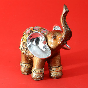 Royal Elephant Showpiece