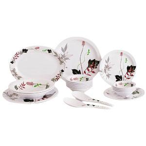 Exquisite Dinner Set - 33 Pieces
