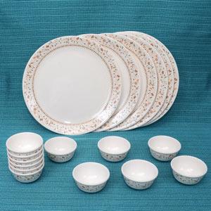 Servewell Dinner Set 18 Pieces
