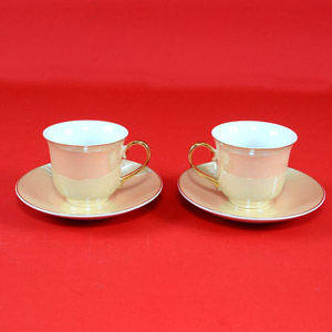 Two Pieces Tea Set