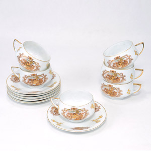 Aristocratic Tea Set