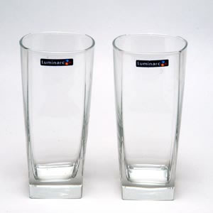 Sterling Glass Set