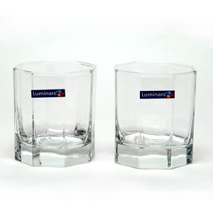 Octime Glass Set