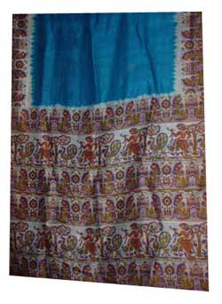 Murshidabad Printed Silk