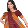 Bengali Brown Tant