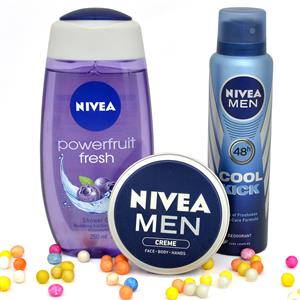 All-in-One Nivea Hamper For Brother