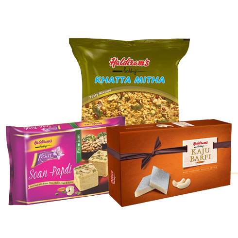 Haldiram Sweets Combo
