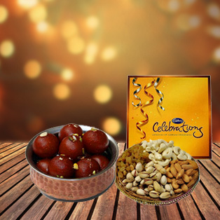 Dry Fruits Sweets Chocolate